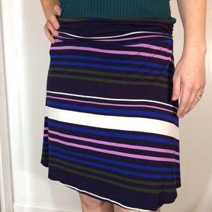 Cute Striped Skirt